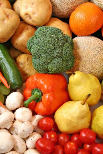 super legume si fructe