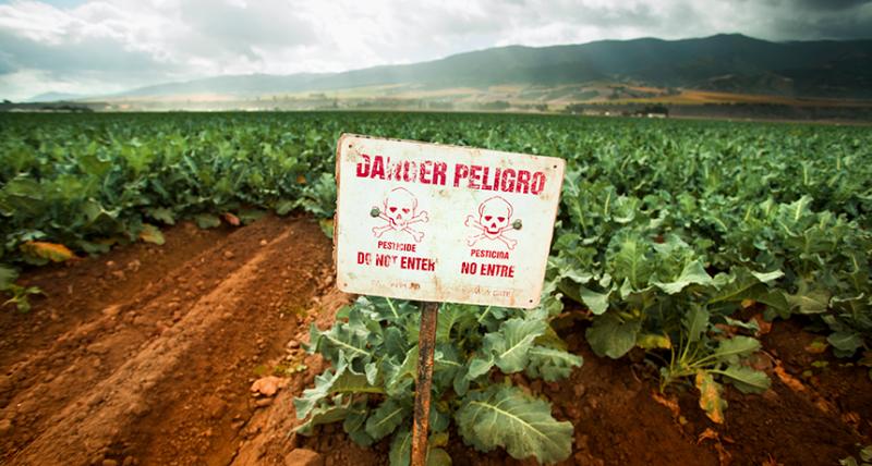 agricultura fara pesticide