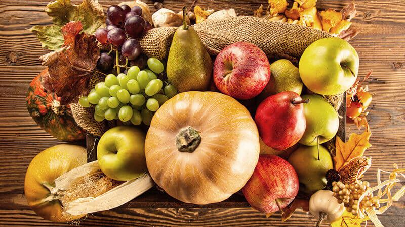 fructe si legume toamna