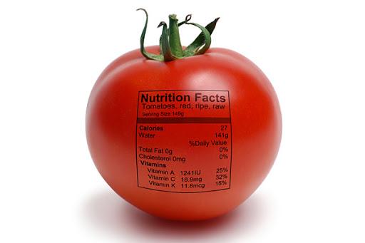nutrienti rosii