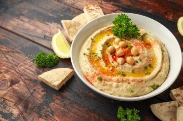 reteta humus