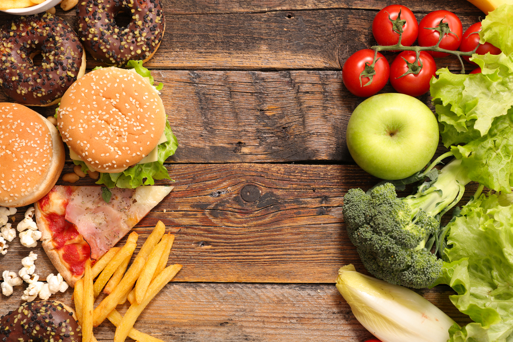 Legatura dintre alimente si sanatate