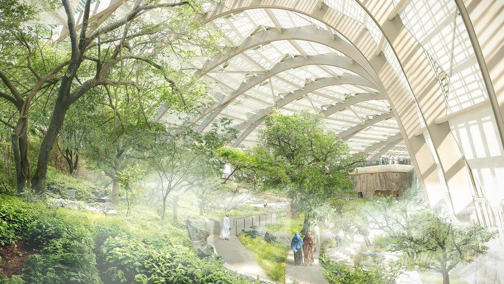 Grădina Botanică din Oman